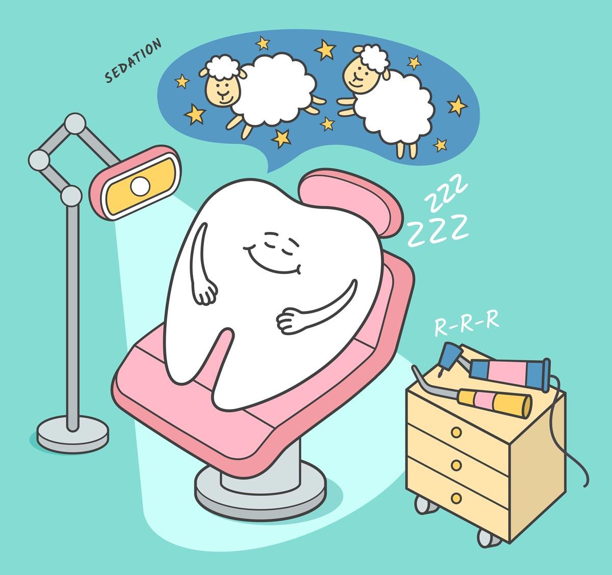 Zahnarzt Hennef - Vollnarkose